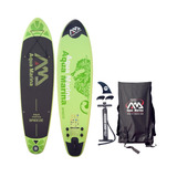Paddle Board Tabla Inflable Aquamarina Breeze 10 Pies Nuevo