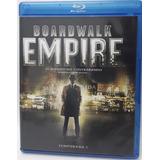 Blu-ray Boardwalk Empire Temporada 1 Original 5 Cds
