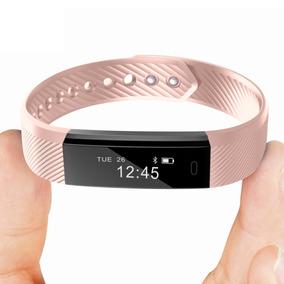 Smart Watch Monitor De Salud, Bluetooth, Rosa Envío Gratis