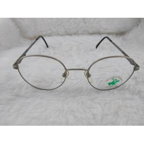 a0c92feac620d Armação Para Óculos De Grau Metal Redondo Hipster 4parafusos ...
