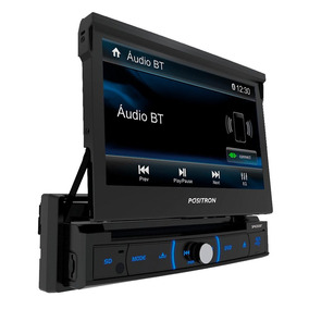 Dvd Player Automotivo Positron Sp-6330bt 7 Polegadas Bluetoo