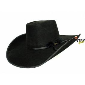 Chapeu Pbr Preto - Chapéus Country Masculino no Mercado Livre Brasil b4310ec9d19