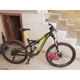 Specialized Stompjumper Fsr Comp Evo 2015