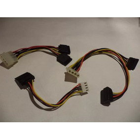 Cable Sata Datos Y Corriente
