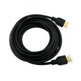 Cable Hdmi Con Filtro Y Terminales Oro V2.0 De 5 Mts