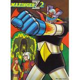 2 Álbum Llenos De Mazinger Z En Formato Digital - Pdf