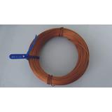 Arame De Cobre (fio Nú) Diâmetro 1,25mm (1kg=90metros)