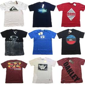 Kit 4 Camisetas Camisa Gola Redonda Infantil 2 A16 Masculina b2078e01947a0