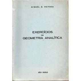 Livro Geometria Analítica - Livros no Mercado Livre Brasil e9dcb00a67fe1