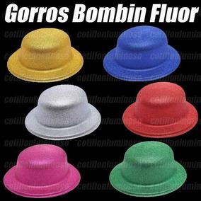f450911e9a0f9 Sombrero Bombin Cotillon Sombreros Gorros - Cotillón en Mercado ...