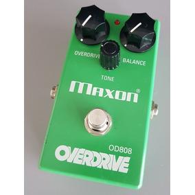 Pedal Maxon Od808 Overdrive - Não Tubescreamer