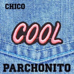 Parche Para Ropa Con Palabra Cool Chico