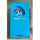 Motorola Moto X4 Impecable Negro Envío Gratis