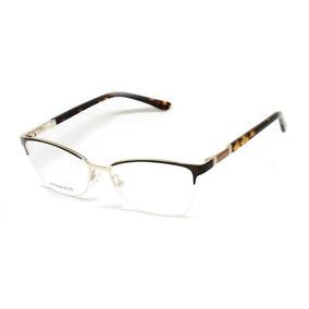 2f55e2e21388e Armação Para Óculos De Grau Oakley Dourada - Óculos no Mercado Livre ...