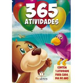 365 Atividades - Contém 1 Atividade Para Cada Dia Do Ano -