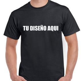 Playera Personalizada Con Tu Logo