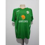 b52d70e9a9 Camisa Oficial Irlanda - Camisa Masculina de Seleções de Futebol no ...