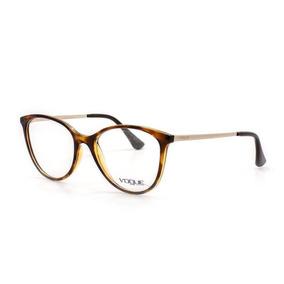 560b11d61b222 Armação Para Óculos De Grau Vogue Vo3854 L 925 Ref.4071 - Óculos no ...