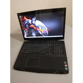 Notebook Gamer Alienware M17x R4