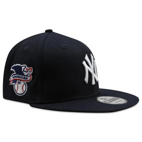 Gorra New Era 9 Fifty Mlb Yankees Baycik Azul Marino df25bcb83fd