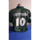 Camisa Do Palmeiras #10 (alex) - 1998 - Brasileiro