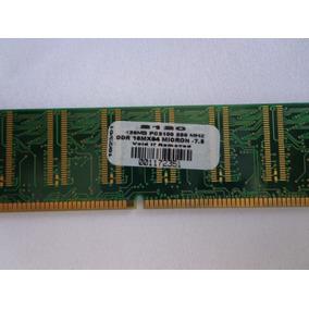 Memoria Micron Ddr 128mb 266mhz