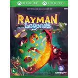 Rayman Legends Xbox360 Original Lacrado