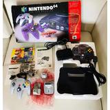 Nintendo 64 En Caja / N64 - Fox Store