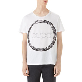 Playera Gucci Ouroboros Todas Tallas! 100% Calidad