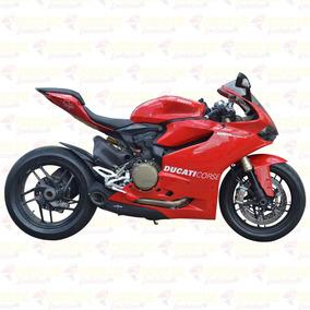 Escapamento Esportivo Ducati Panigale 1199-4554