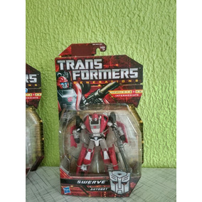 Transformers Swerve Generations