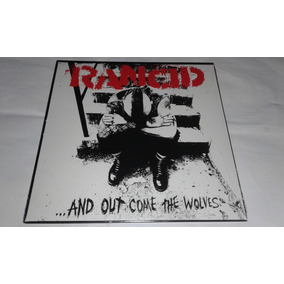 Lp Rancid And Out Come The Wolves Vinil Novo E Lacrado