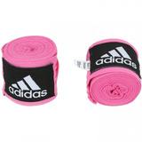 Bandagem Elástica Rosa Muay Thai / Boxe 2,55 Cm adidas