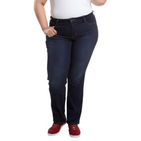 f59c7e27bea3c Calca Jeans Levis Feminina Tamanho 48 - Calças no Mercado Livre Brasil