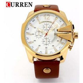 f0ead993685 Relógio Curren Masculino Outras Marcas - Relógios De Pulso no ...