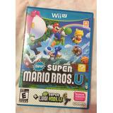 Super Mario Bros. U.