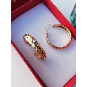 cca649989e08 Arracadas De Oro Florentino 14k - Joyas y Relojes en Mercado Libre ...