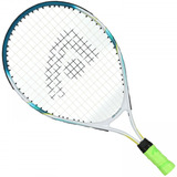 Raquete De Tênis Adams Star 19 - Infantil - Branco/verde Cla