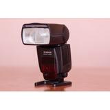 Flash Canon 580 Ex Ii Speedlite