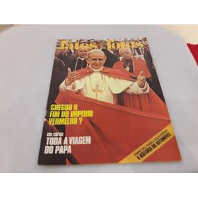 Fatos E Fotos 397 Set/68 - Papa Paulo Vi / Vicente Celestino