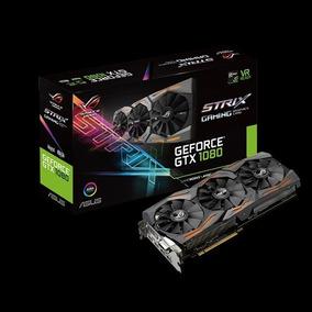 90yv09m2m0na Tarjeta Video Asus Rog Strix Geforce® Gtx 1080