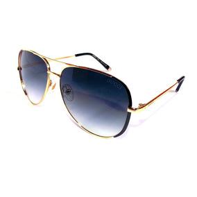 Oculos Gucci Importado Dourado Novo De Sol Vogue - Óculos no Mercado ... 4bde5ec5a9
