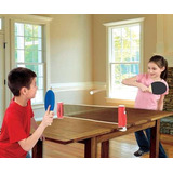 Ping Pong Set Portatil Red Paletas Pelotas *.