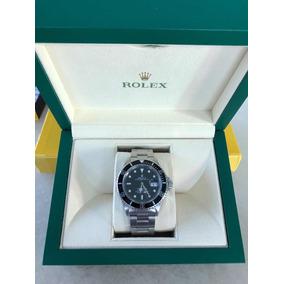 Rolex Submariner Acero Fullset Caja Y Papeles