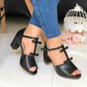 Zapatos Mujer Tacon Cubano - Tacones para Mujer en Mercado Libre ... 31b3a4194213