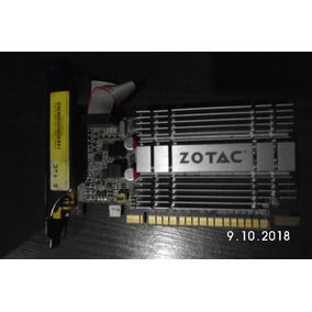 Tarjeta De Video Zotac Geforce 210 1gb Ddr3