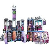 Escuela Monster High De Lujo - Mansion Casa