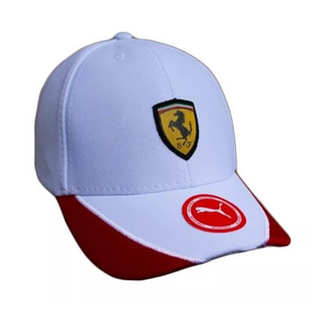 Boné Ferrari Oficial - Puma- F1 Formula 1 0bec97d606f