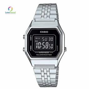 02b04b02150 Relogio Casio Vintage La680wa 1bdf - Relógios De Pulso no Mercado ...