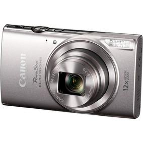 Canon Powershot Elph 360 Hs Plata - (ml)